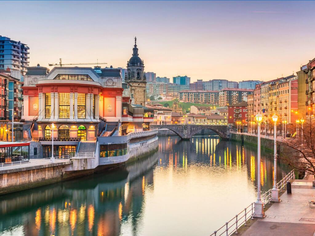 Triana Viajes Bilbao en navidad