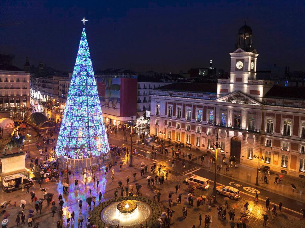 Triana Viajes | Madrid en Navidad