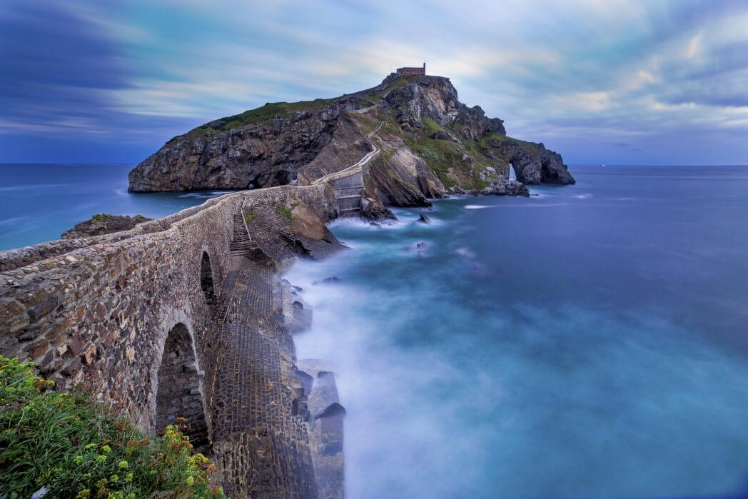 viaje pais vasco turismo rural urbano