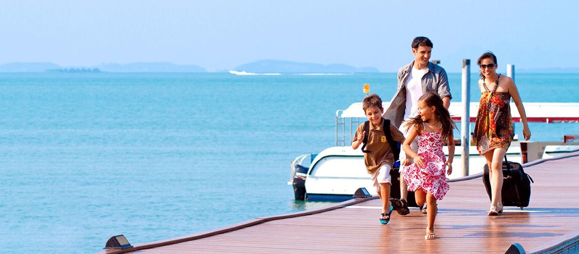 6. Organiza tu viaje con niños