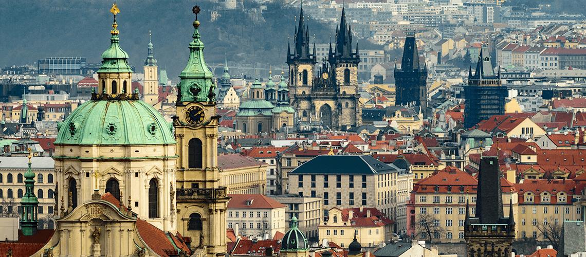 Visitar Praga y Budapest